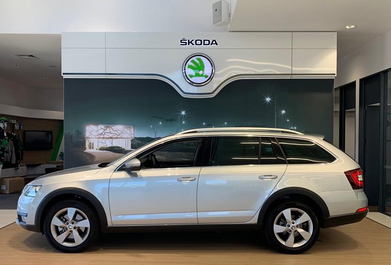 2019 Skoda Octavia