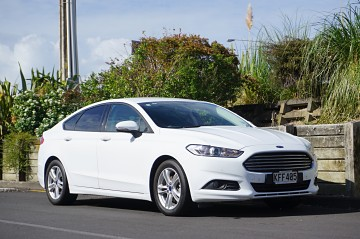 2016 Ford Mondeo Ambiente 2L Turbo 2wd