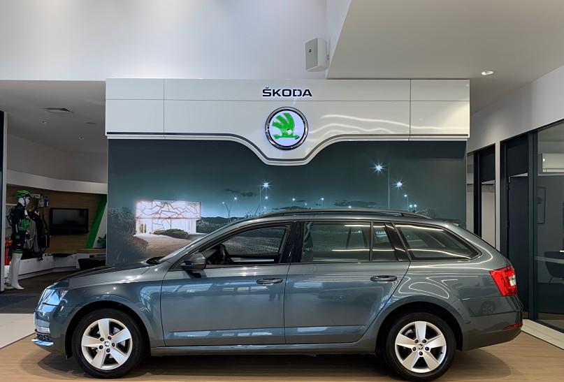 2017 Skoda Octavia