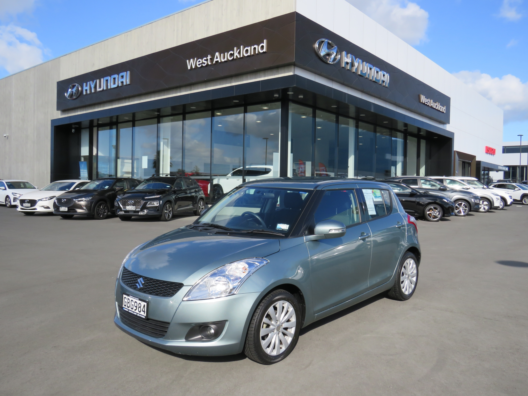 Used Hyundai 2011 Swift 1 4 Ltd Auto