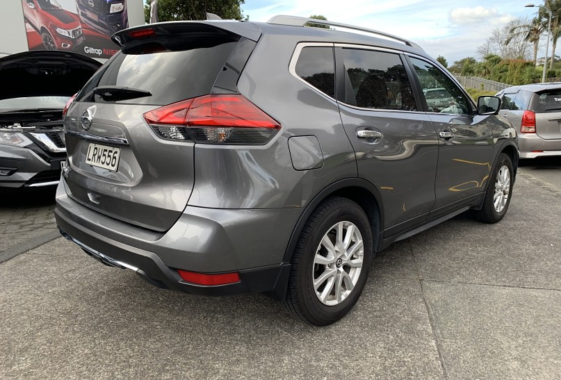 2018 Nissan X-Trail
