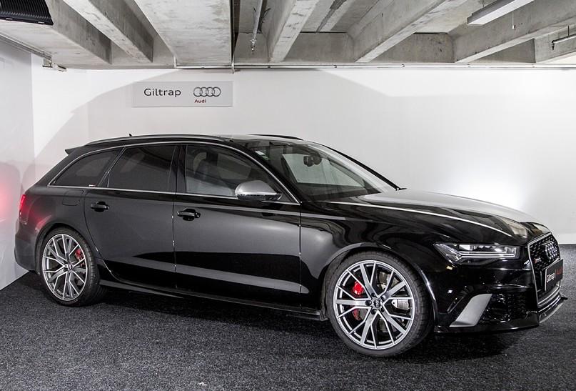2018 Audi RS6