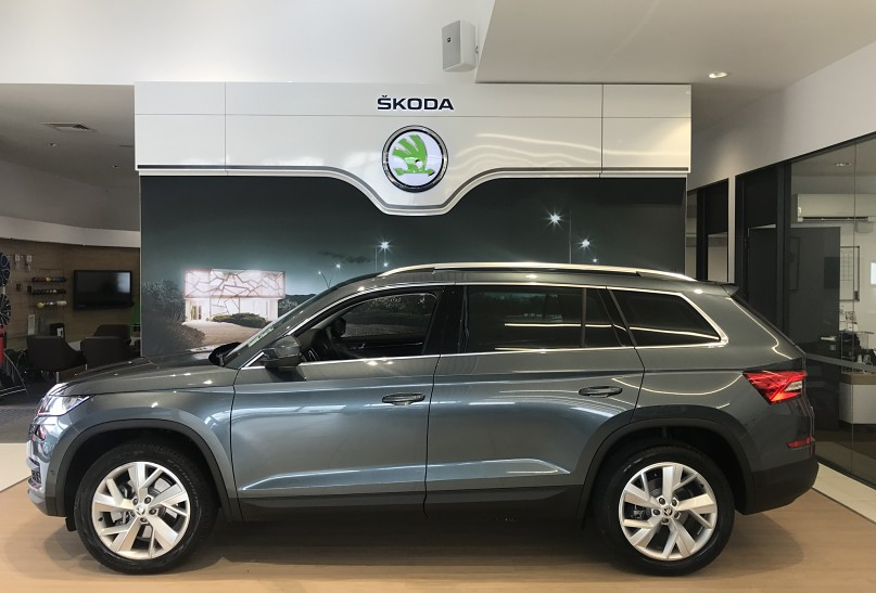2019 Skoda Kodiaq