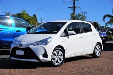 2018 Toyota Yaris GX 1.3P/4AT