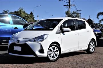 2018 Toyota Yaris GX 1.3L 2wd