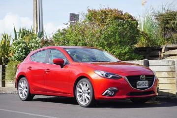 2014 Mazda 3 SP25 Ltd 2.5L 2wd Auto