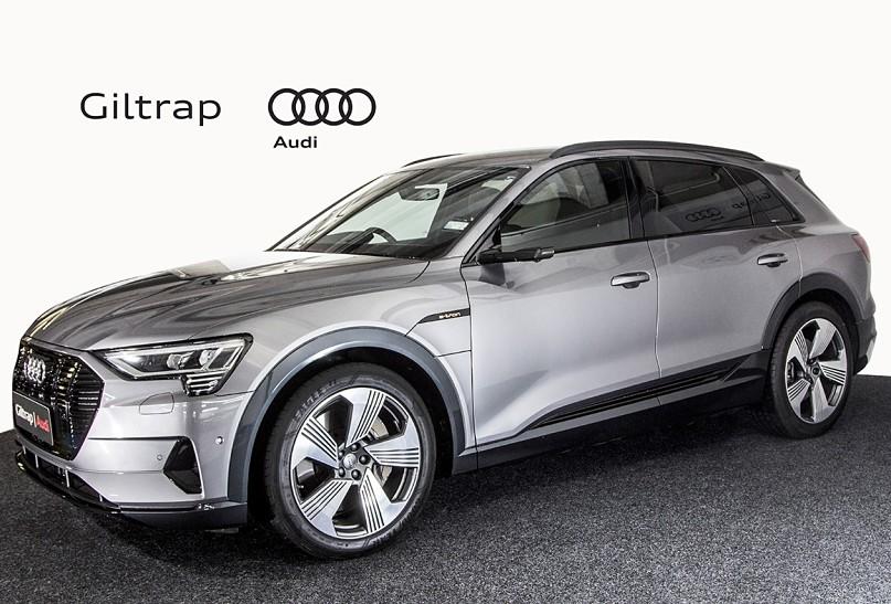 2019 Audi e tron quattro