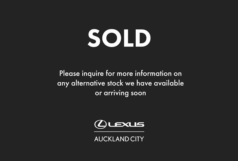 2019 Lexus IS 300H