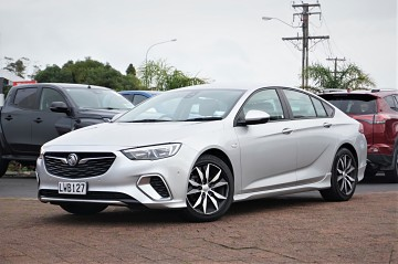 2018 Holden Commodore RS 2L Turbo 2wd
