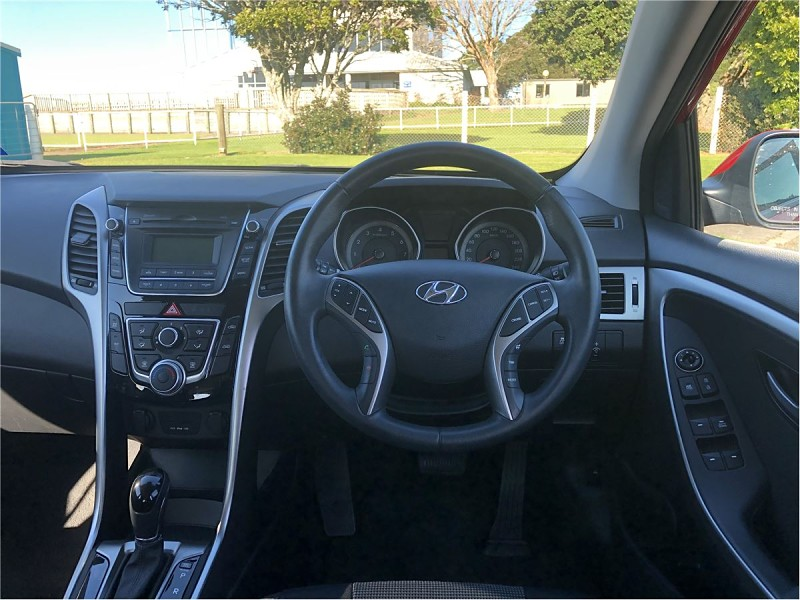 2015 Hyundai i30