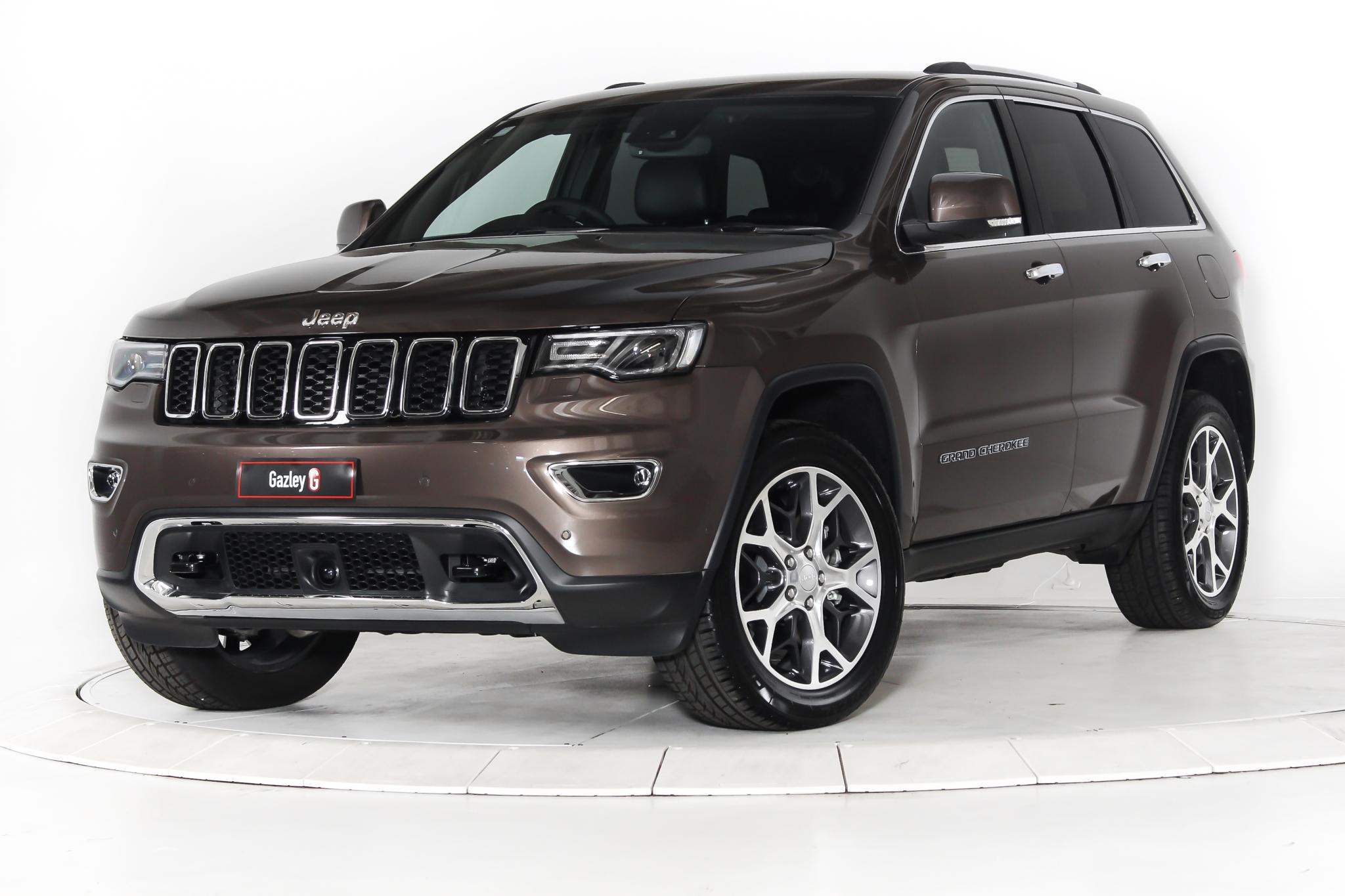 2020 Jeep Grand Cherokee Limited 3.0L 4X4