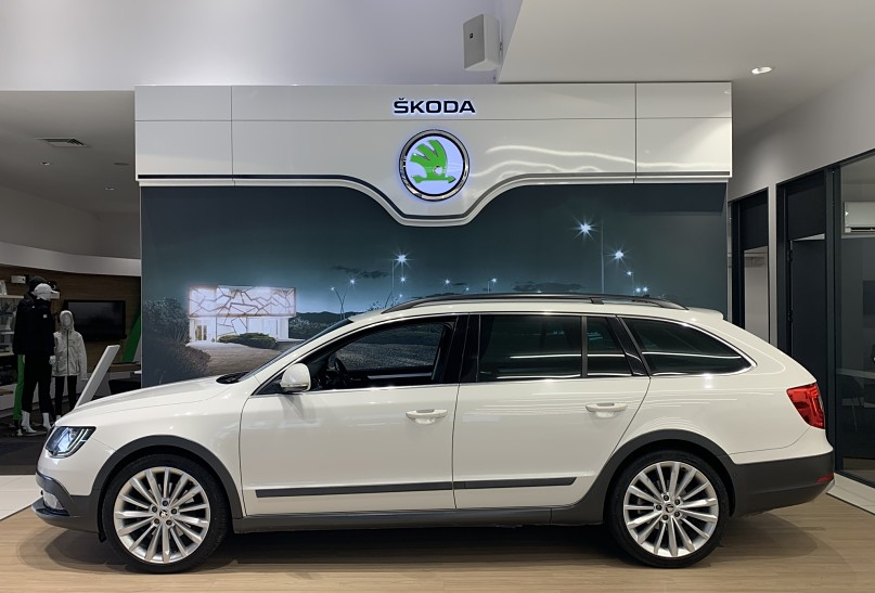 2017 Skoda Superb