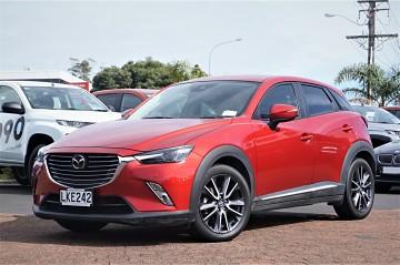 2018 Mazda CX-3 Limited 2L 2wd