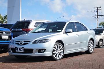 2007 Mazda 6 Sport Limited 2.3L 2wd