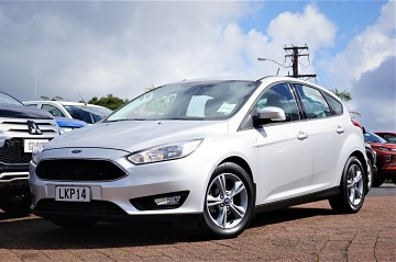 2018 Ford Focus Trend 2L TD 2wd