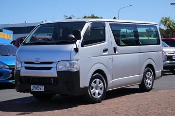 2014 Toyota Hiace 2L 2wd Auto