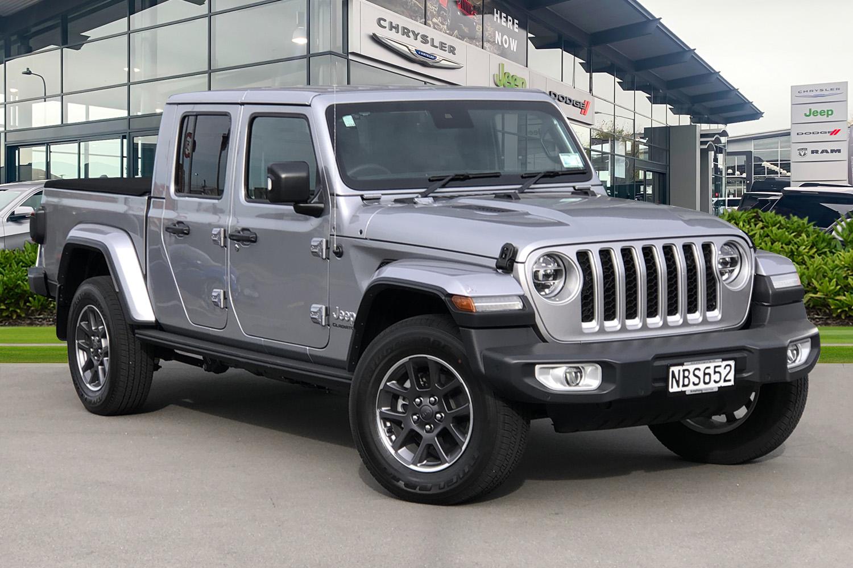 2020 Jeep Gladiator Overland 3.6Lt Petrol