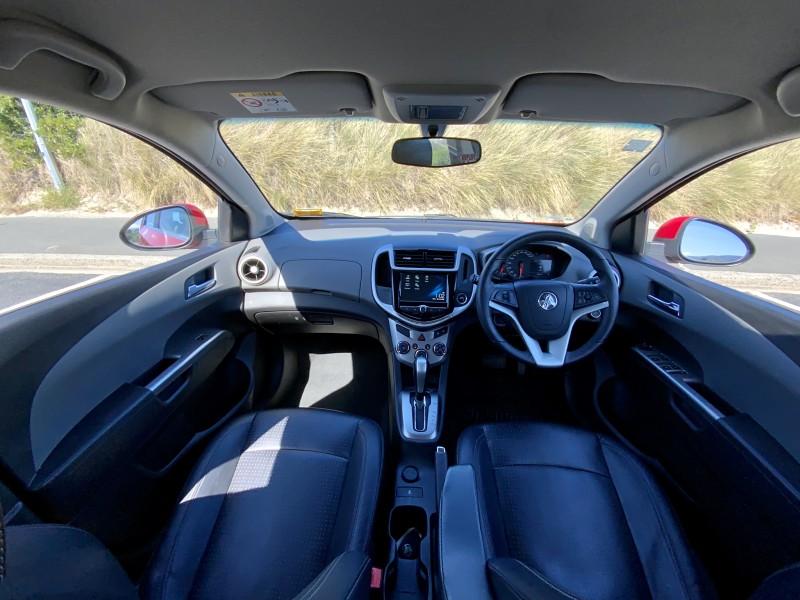 2017 Holden Barina