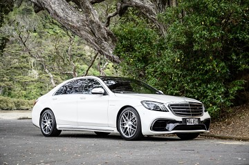 2018 Mercedes-Benz S 63 AMG LWB Bi-Turbo 4L