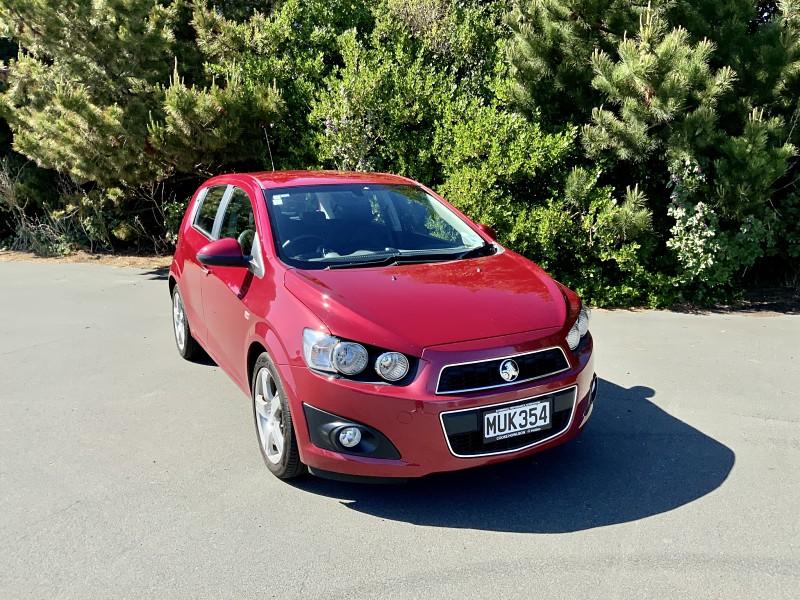 2015 Holden Barina