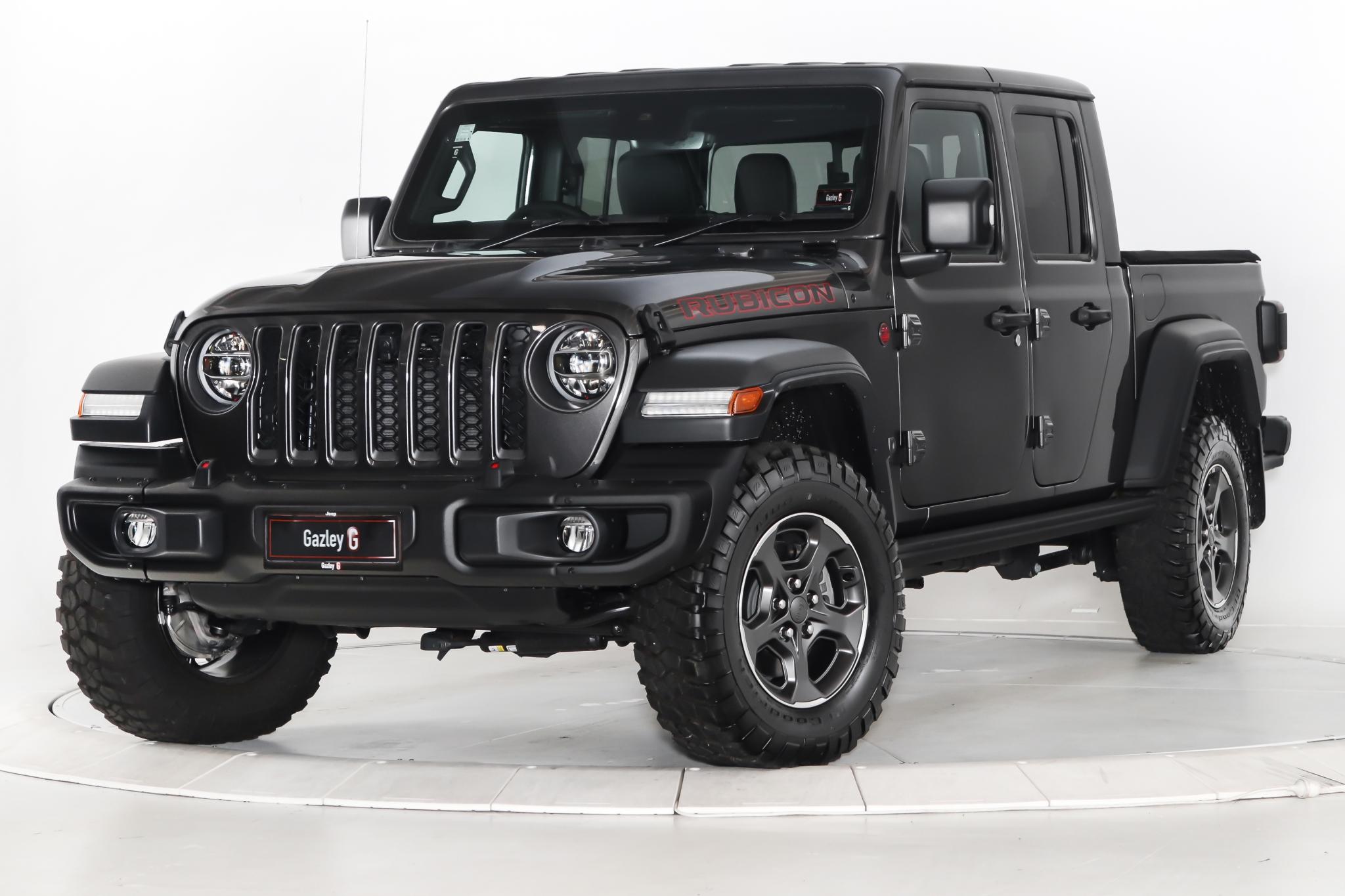 2021 Jeep Gladiator Rubicon 4WD