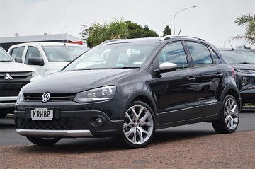 2017 Volkswagen Cross Polo TSI 1.2L Turbo 2wd
