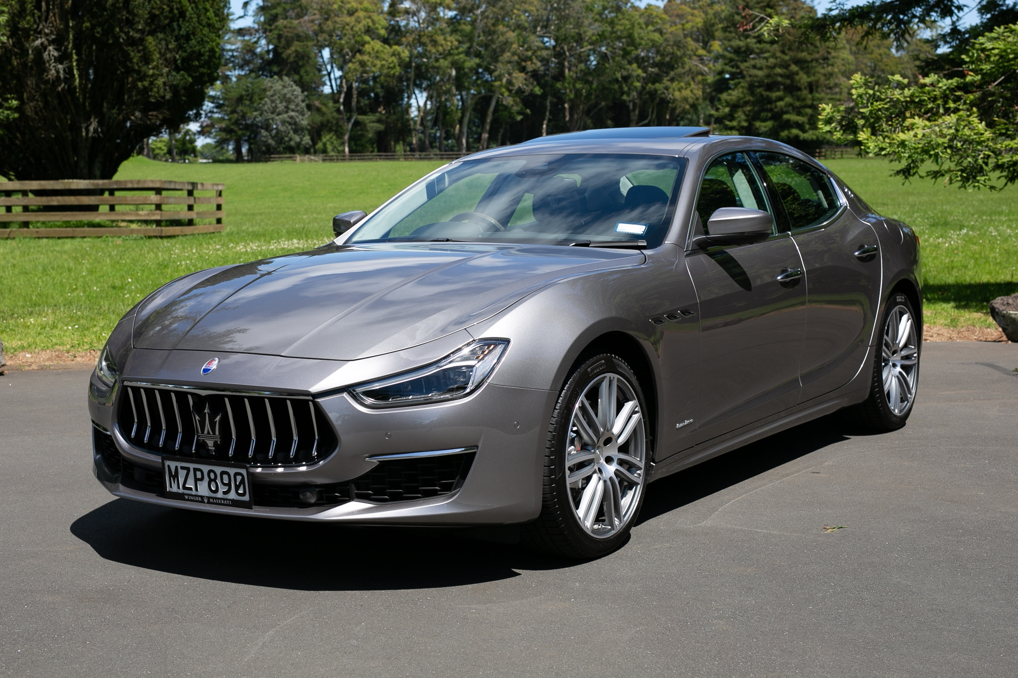 2020 Maserati Ghibli Gran Lusso