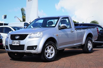 2013 Great Wall V240 2.4L Single Cab 2wd Manual