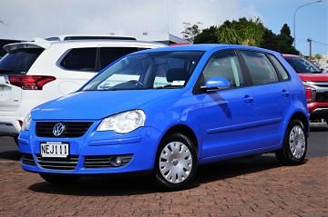 2007 Volkswagen Polo Comfortline Limited 1.4L 2wd