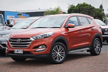 2017 Hyundai Tucson GDI Elite 2.0P/6AT/S