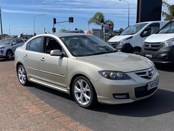 2008 Mazda 3 SP23 2.3L 2wd
