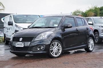 2012 Suzuki Swift Sport 1.6L 2wd