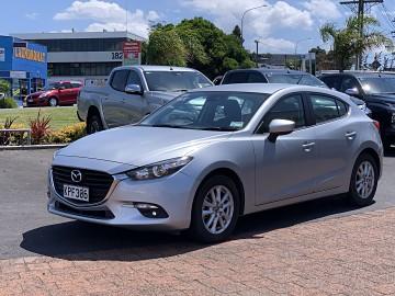 2017 Mazda 3 GSX 2L 2wd