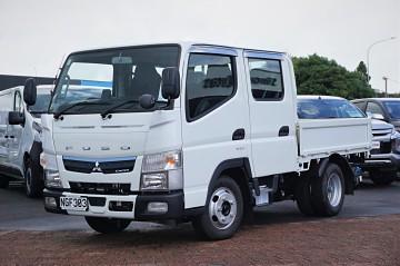 2020 Mitsubishi Canter 3L TD