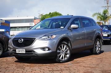 2015 Mazda CX-9 Limited 3.7L 4wd 7str