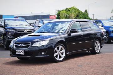 2007 Subaru Legacy 2L Turbo AWD