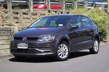 2015 Volkswagen Polo Lounge 1.2L Turbo 2wd