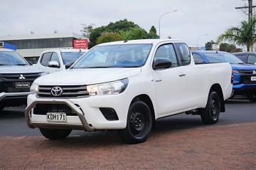 2016 Toyota Hilux S 2.8TD club cab