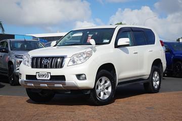 2010 Toyota Land Cruiser Prado TX 4.0V6 4WD