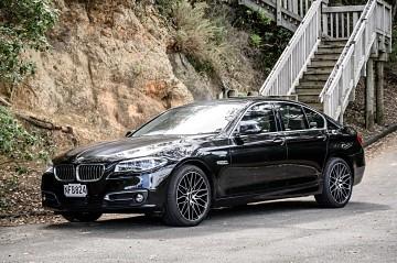 2016 BMW 535i 3L 2wd