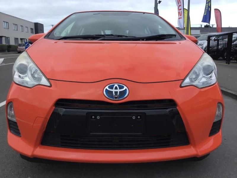 2013 Toyota Aqua