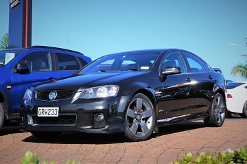 2013 Holden Commodore SV6 Z-Series 3.6L 2wd
