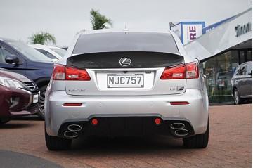 2008 Lexus IS F 5L V8 2WD