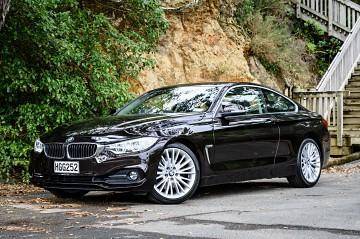 2014 BMW 428i Luxury 2L Turbo *NZ New*