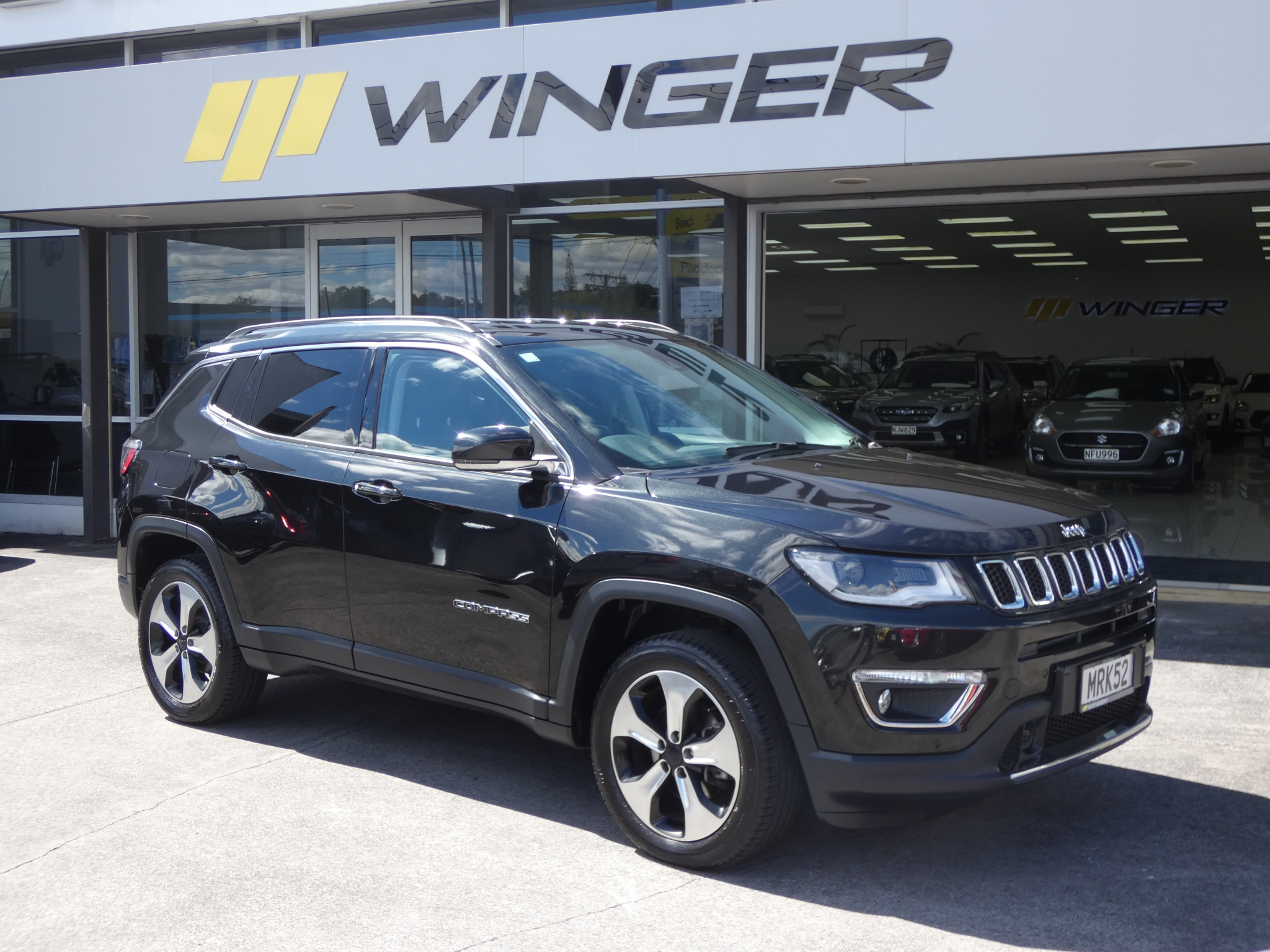 2020 Jeep Compass Limited 2.4 4WD