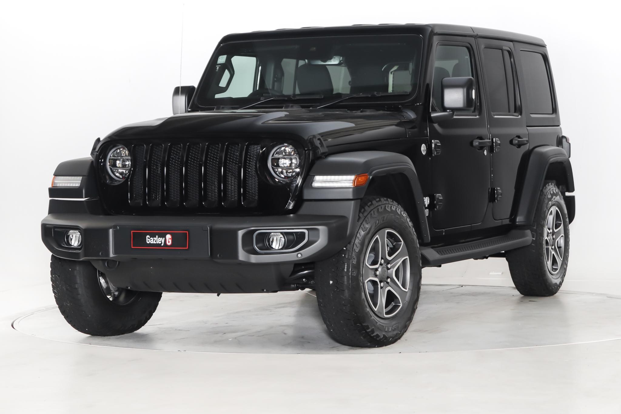 2021 Jeep Wrangler Sport 4Dr