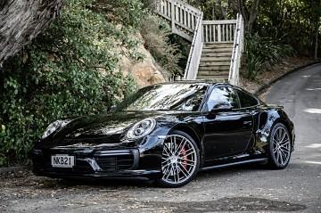 2018 Porsche 911 Turbo 3.8L Auto