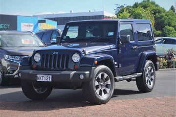 2013 Jeep Wrangler Sahara SWB 3.6L 4wd