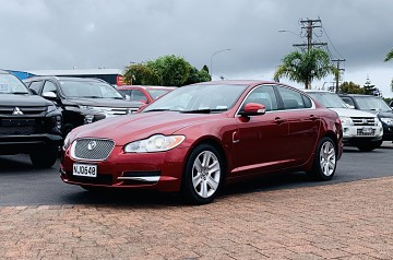 2008 Jaguar XF 4.2L V8 2wd