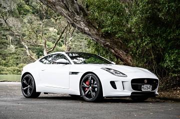 2014 Jaguar F-Type S Coupe 3L Supercharged